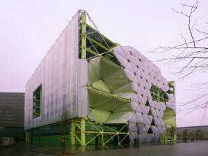 Construcción de Viviendas de Lujo: Media-TIC, El Mejor Edificio del Mundo según el World Architectural Festival