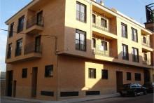Edificio bloque viviendas