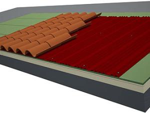 Rehabilitación de edificios: Onduline crea el nuevo panel Ondutherm Basic