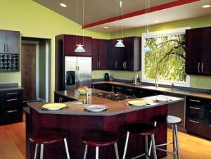 Dise o de interiores c mo elegir los colores de la cocina for Colores para interiores de cocina