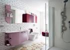 Diseño de baños: Strada, nuevo conjunto de baño compuesto por lavabos, muebles y espejos