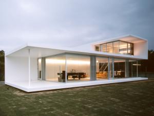Construcción de viviendas: Arquitectura y decoración minimalista