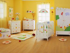 Reformas de interiores: Cómo decorar la habitacion del bebé