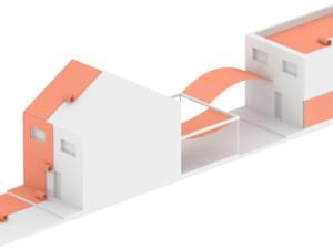 Construcción de viviendas – Flexbrick Tejido Cerámico