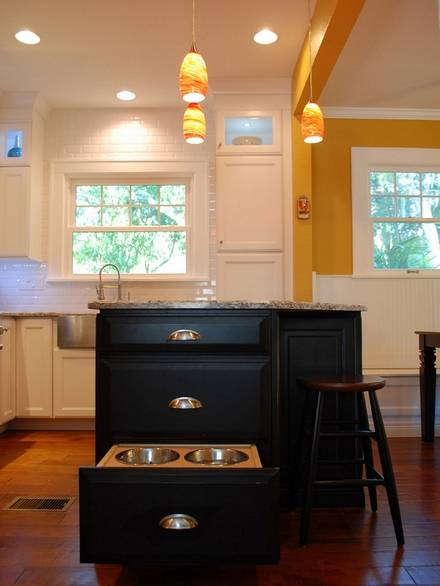 Reformas de interiores ideas decoracion mascotas cocina