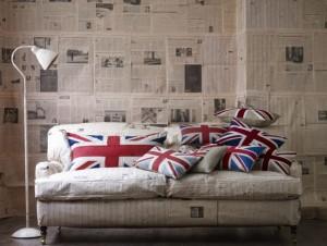 Refomas de interiores: Papel reciclado como papel de decoración