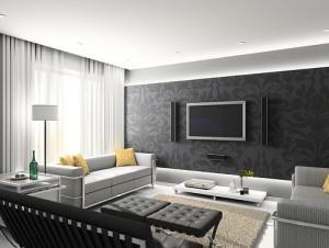 Reformas de interiores: Como pintar la vivienda con un estilo elegante