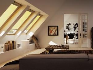 Reformas en general: Velux lanza una nueva gama de productos para ventanas de tejado