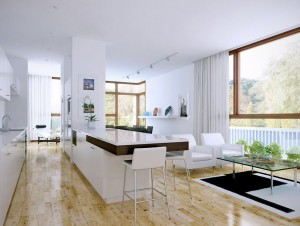 Diseño de cocinas: Consejos para diseñar una cocina office
