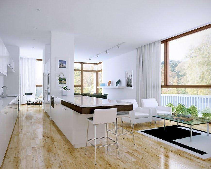 Diseño de cocinas - Consejos para diseñar una cocina office | Maxalto