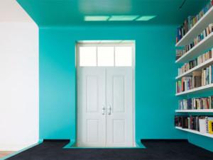 Reformas de interiores: El Teal será el color del año 2014