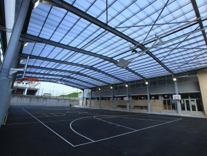 Rehabilitación de edificios: Productos plásticos para cubiertas y fachadas onduline