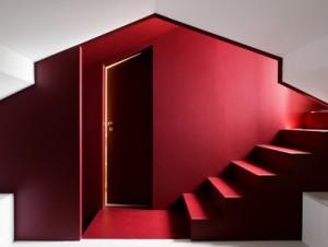 Diseño de escaleras: Cómo pintar las escaleras de la vivienda