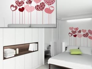 reformas de interiores como decorar las paredes con